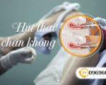 Hút thailà gì? Quy trình hút thai an toàn không đau
